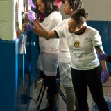 Photos: Yes We Can Service Event: Stanton Elementary