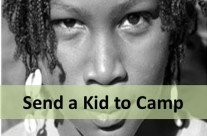 Donate &#8211; Send 3 Homeless Children to Camp