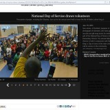Washington Post – Yes We Can Service Day Project – Jan 2013